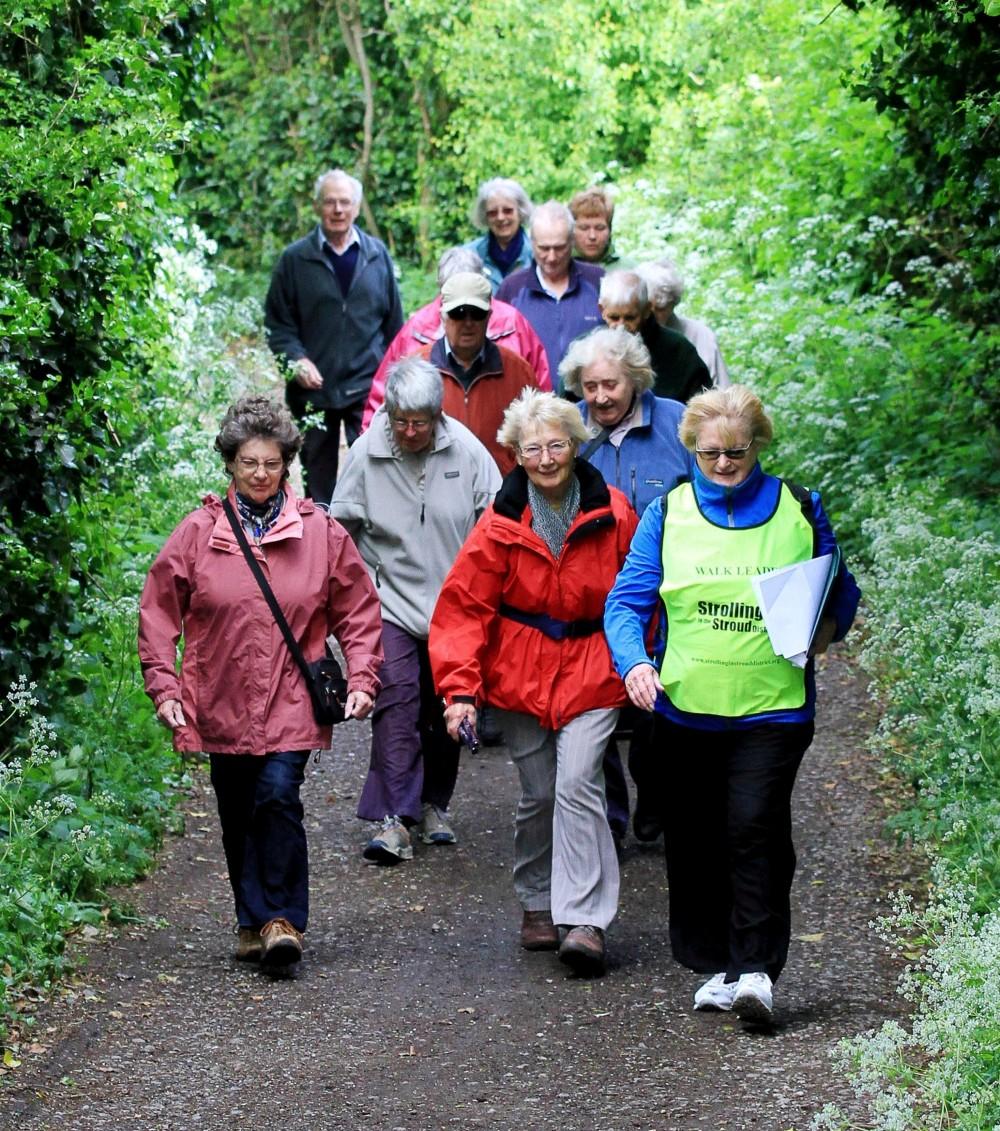 Strolling in Stroud District